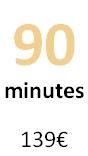 tarif 90mn