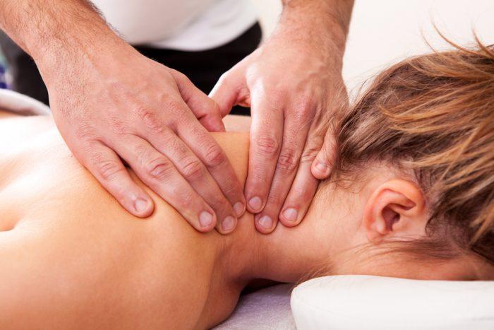 masseur à domicile