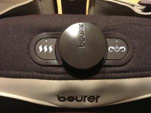 boutons coussin de massage